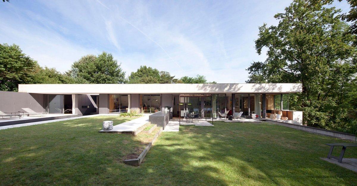 шикарный частный дом во Франции