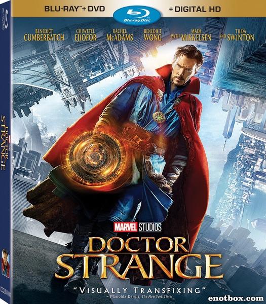 Доктор Стрэндж [Имакс версия] / Doctor Strange [IMAX Edition] (2016/BD-Remux/BDRip/HDRip/3D)