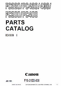 service - Инструкции (Service Manual, UM, PC) фирмы Canon 0_1b0e6a_8f434d4e_orig