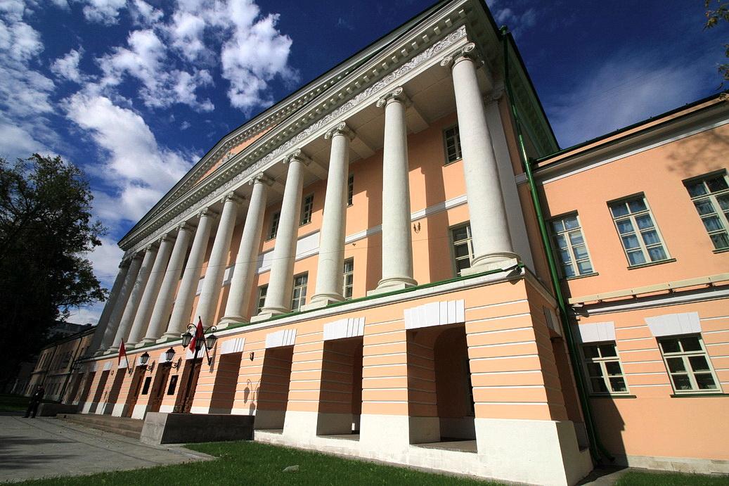 Екатерининская больница (МосГорДума) после реставрации