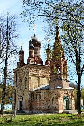 Церковь Покрова Пресвятой Богородицы в Мещерском