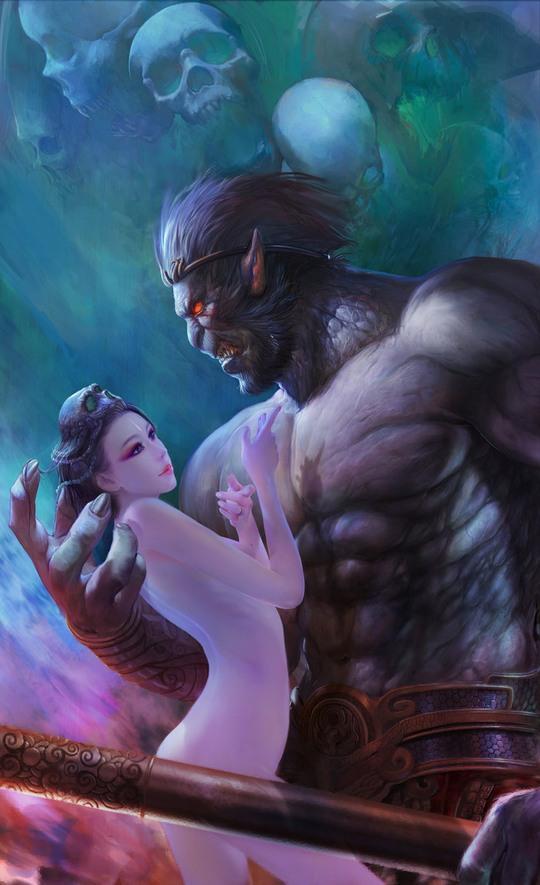 Stunning Digital Art by ANG-angg