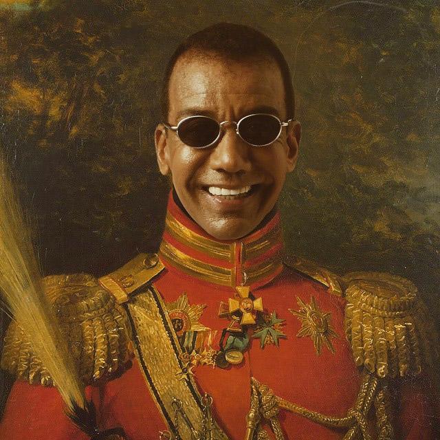 Projeto #NegroNobre coloca negros em quadros renascentistas