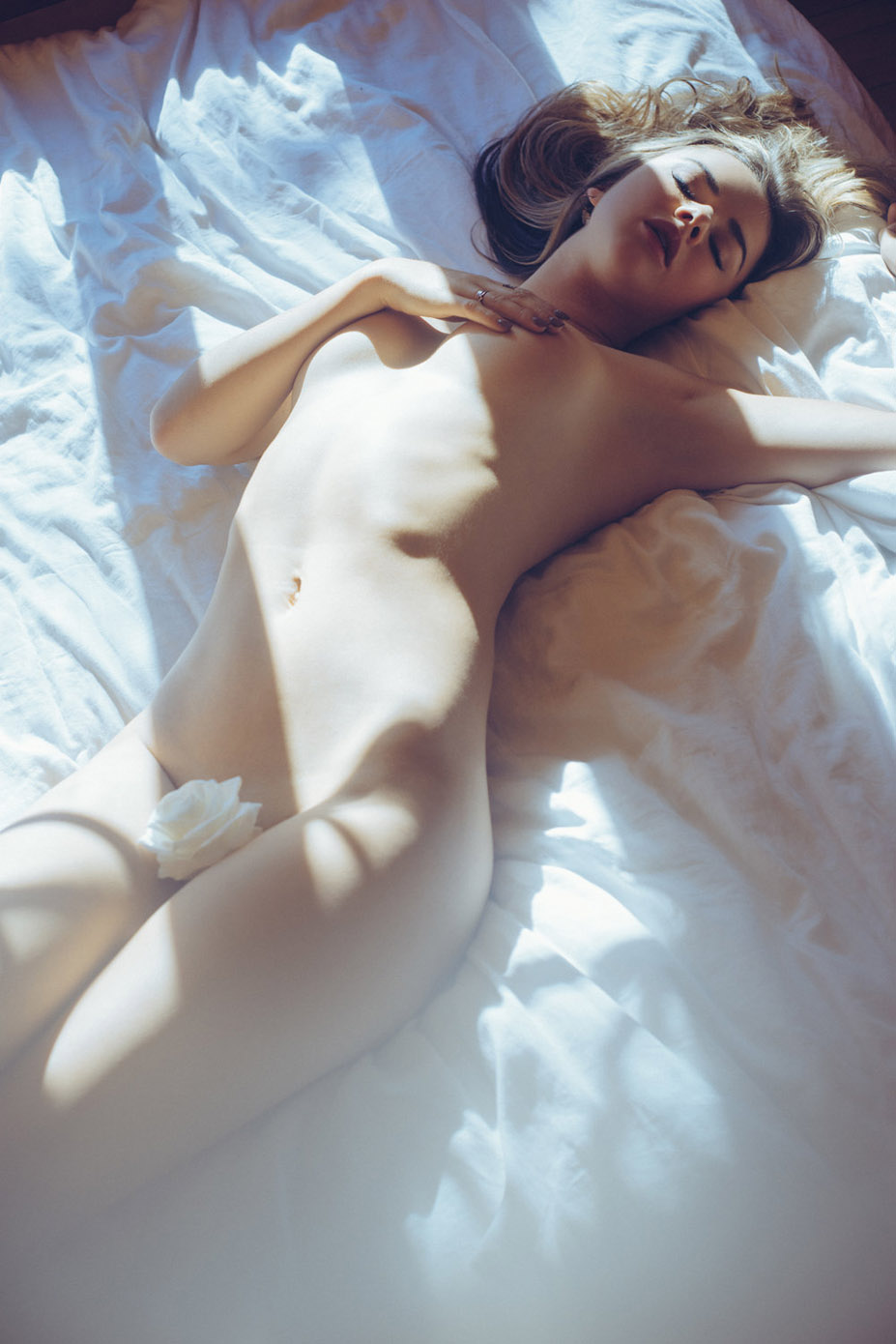Natalie Biehl nude by Ben Tsui - C-Heads Magazine