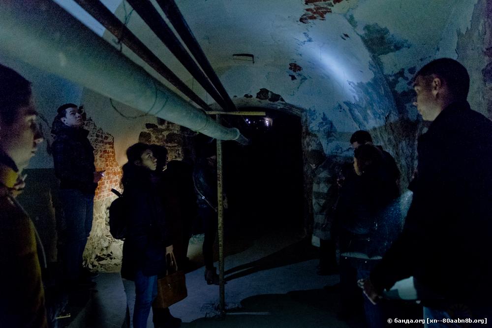 Подвалы Сарепты