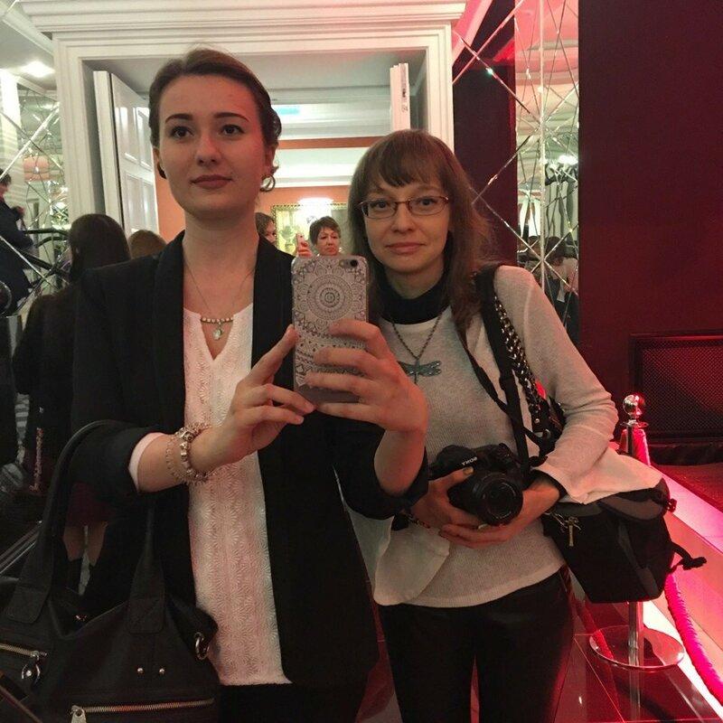 Тамара и я