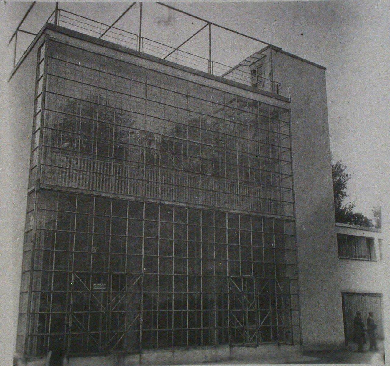 Дом Наркофина. 1932