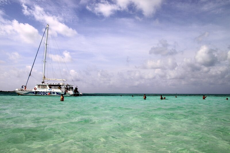 Куба, коралловый риф