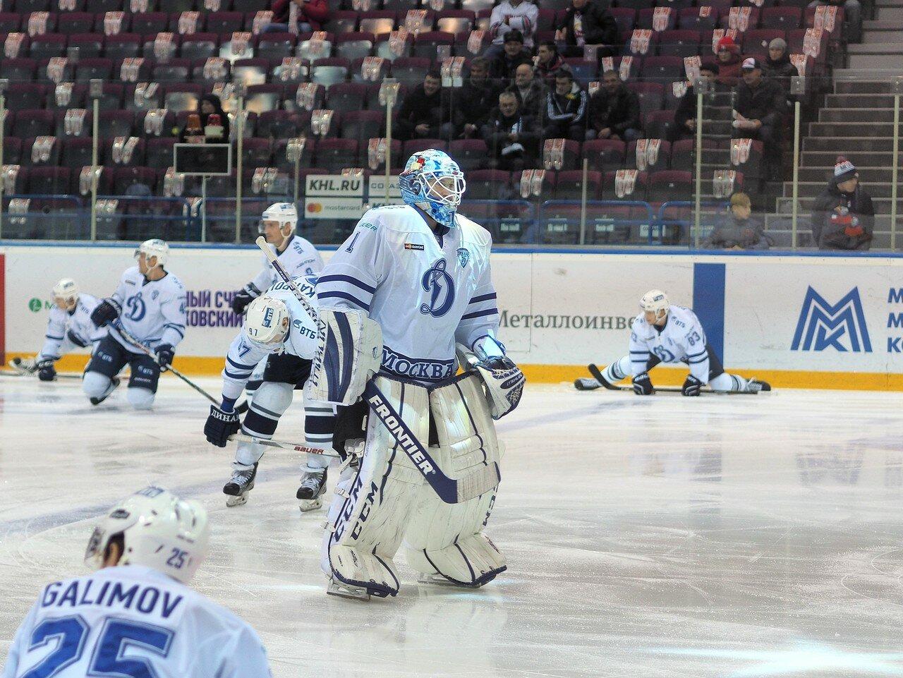 14Металлург - Динамо Москва 21.11.2016