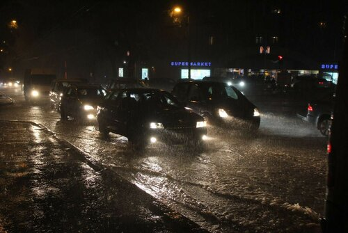 Молдова во власти дождей и возможных заморозков