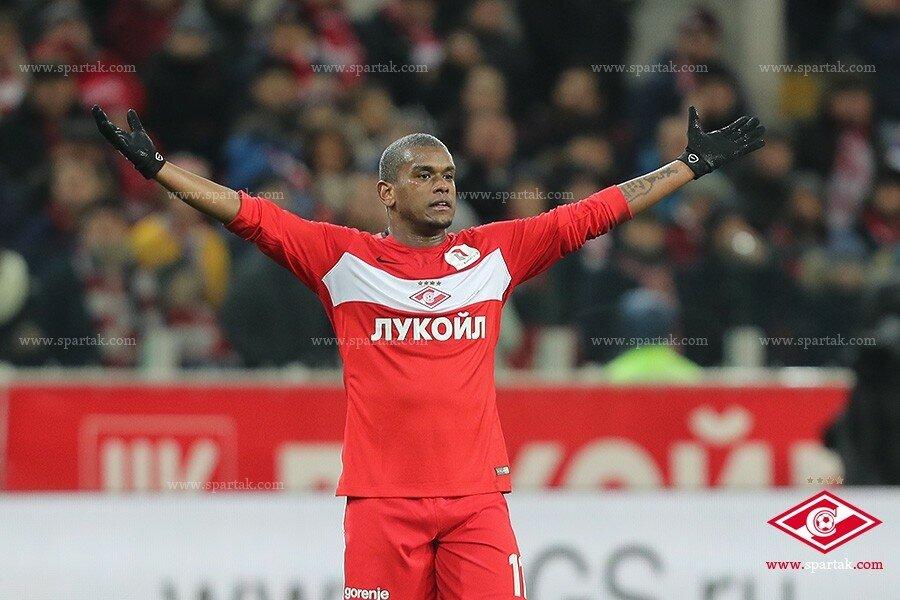Появление Фернандо преобразило полузащиту «Спартака»