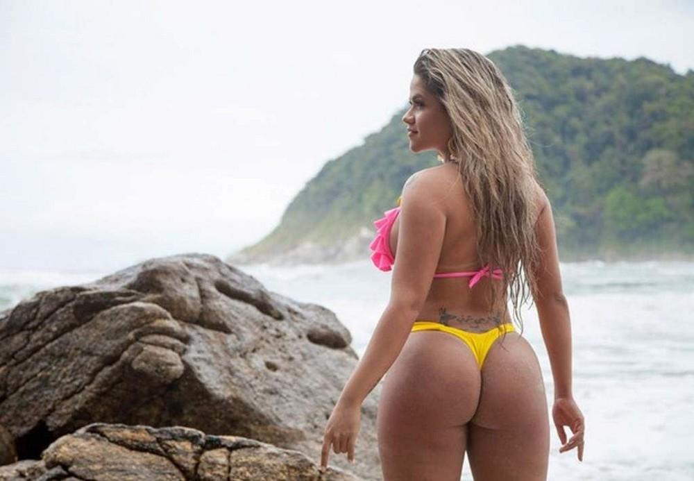 Бразильские девушки видео голые вас