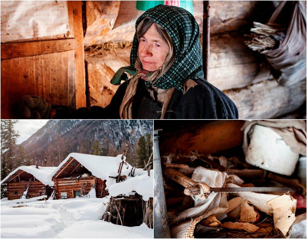 История семьи, 40 лет прожившей в тайге