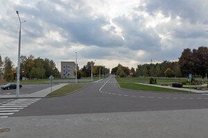 Дорога к аэропорту Гомель, Полет ради полета 2016