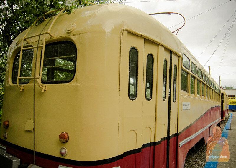 Добраться до музея трамваев непросто