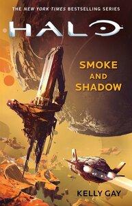 Обложка Halo: Smoke and Shadow