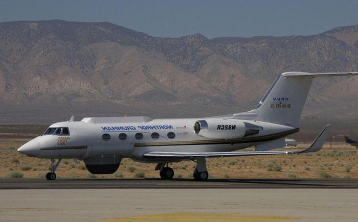 12. Гольфстрим II Этот частный самолет от компании «Гольфстрим» на 12 пассажирских места был куплен