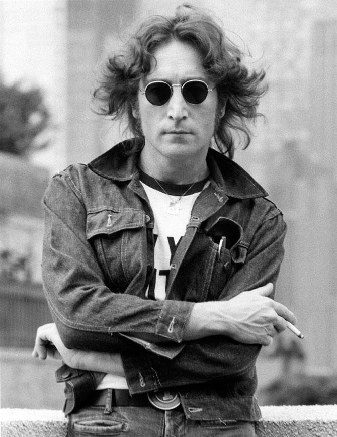 1. Джон Леннон, 1974.
