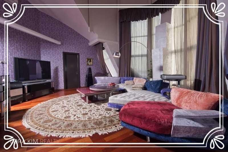 Квартира с потайной комнатой — 5,3 млн долларов Владельцем эксклюзивных апартаментов площадью в 500