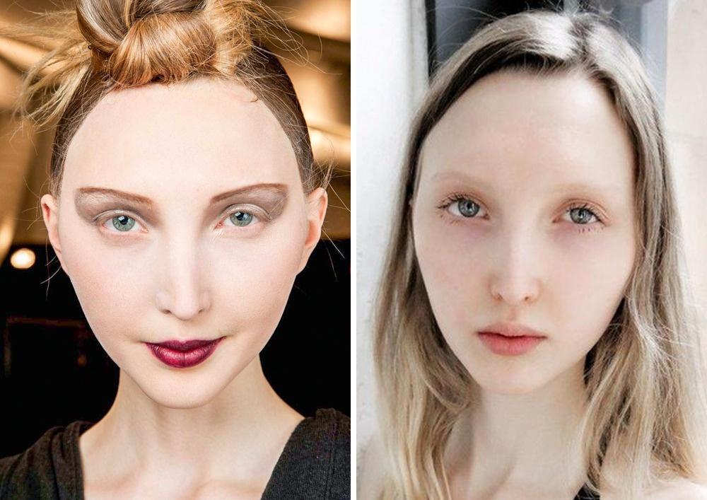 © models  © models  Внешность девушки часто сравнивают собликом героинь сполотен эпохи