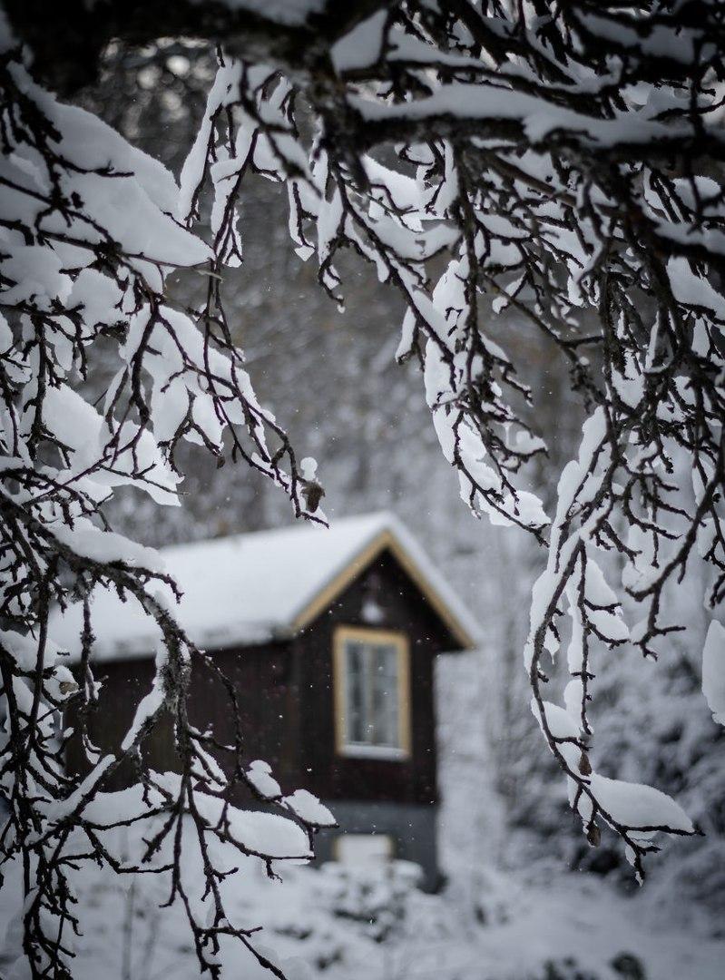Швеция глазами фотографа Magnus Dovlind
