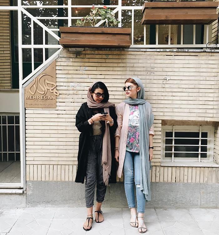 , 14 мусульманских визажисток в хиджабах