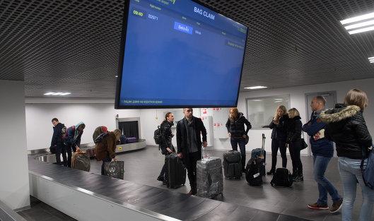 Российские авиакомпании сократили перевозки пассажиров на3,9%