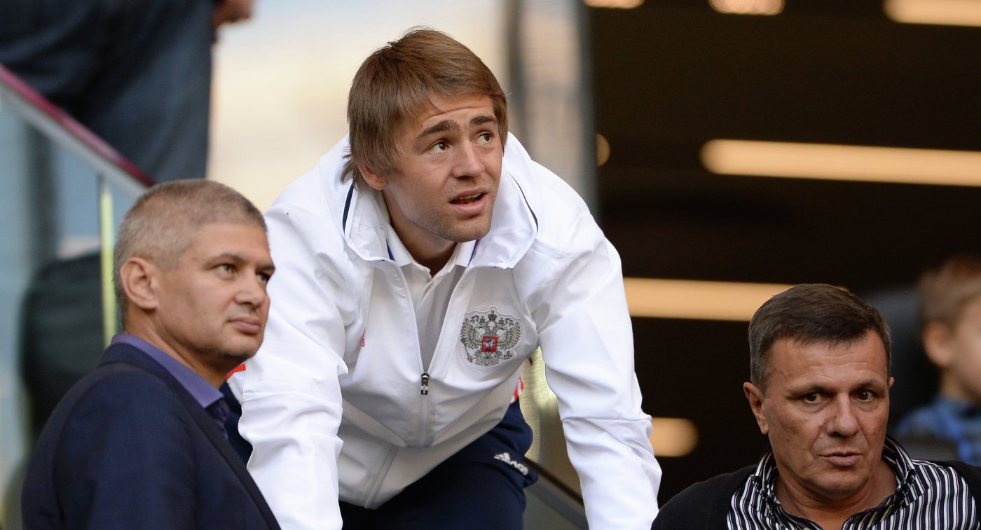 Футболист «Динамо» Панченко вызван всборную Российской Федерации натоварищеские матчи