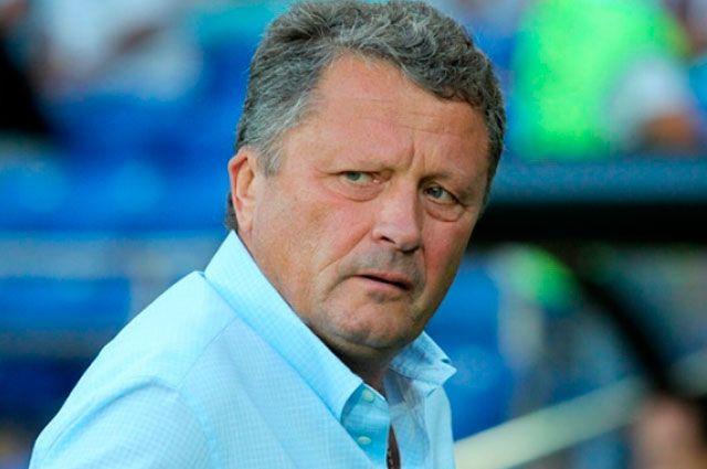 Мирон Маркевич желает отсудить у«Днепра» 3,5 млн долларов