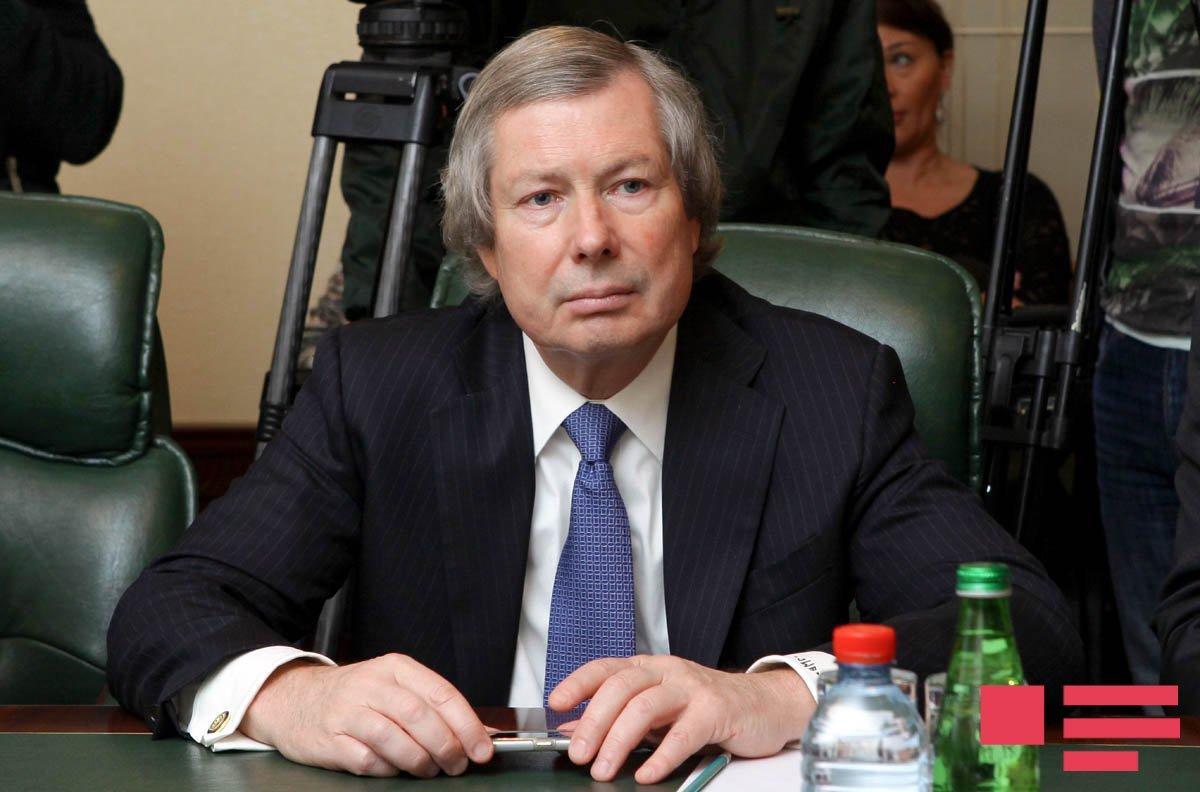 МИД Азербайджана прокомментировал смену американского сопредседателяМГ ОБСЕ (версия 2)