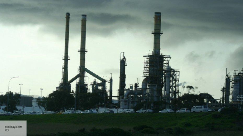 Газпром нефть сократит сроки планового ремонта наМосковском НПЗ на18 суток