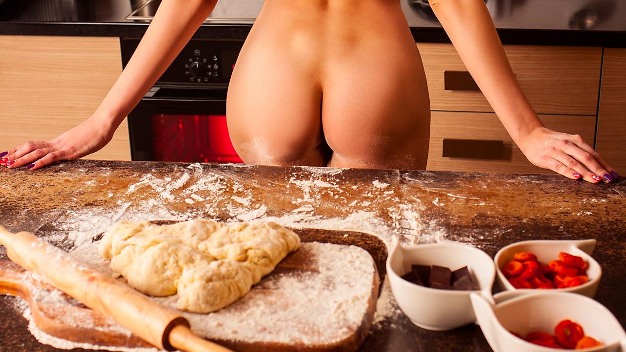 Красивую жарят онлайн баб домашнее фото