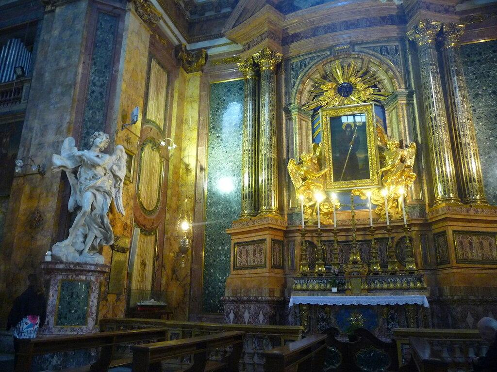 Sant`Andrea delle Fratte (13).JPG