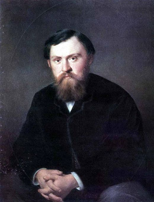 История написания картины Василия Перова Тройка