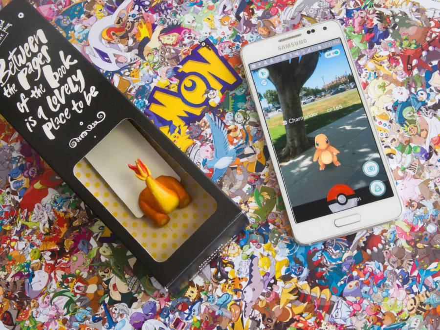 Funny Pokemon Bookmarks