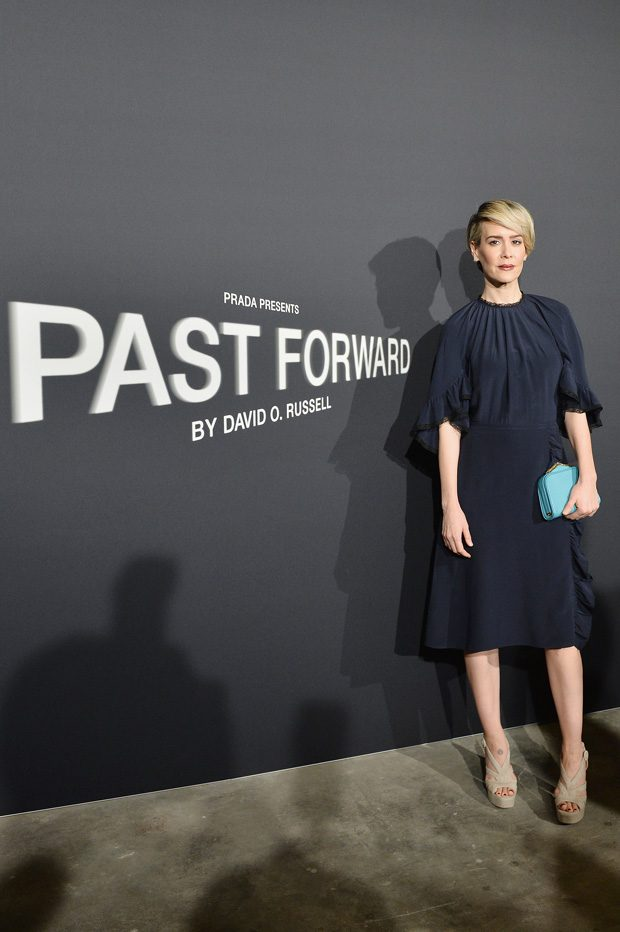 PRADA Presents: Past Forward Film by David O. Russell