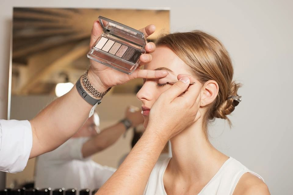 The Makeup Look at Dior Cruise 2016 Fashion Show