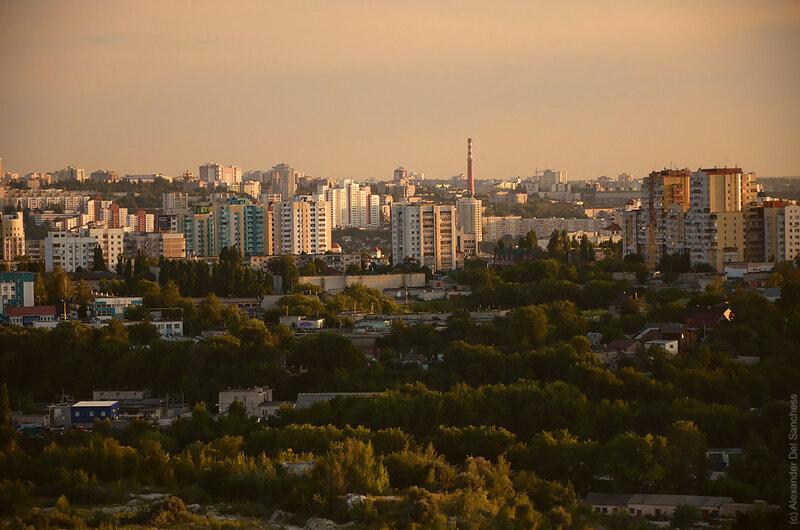 Городской лес, Белгород. Фото Sanchess, 2016