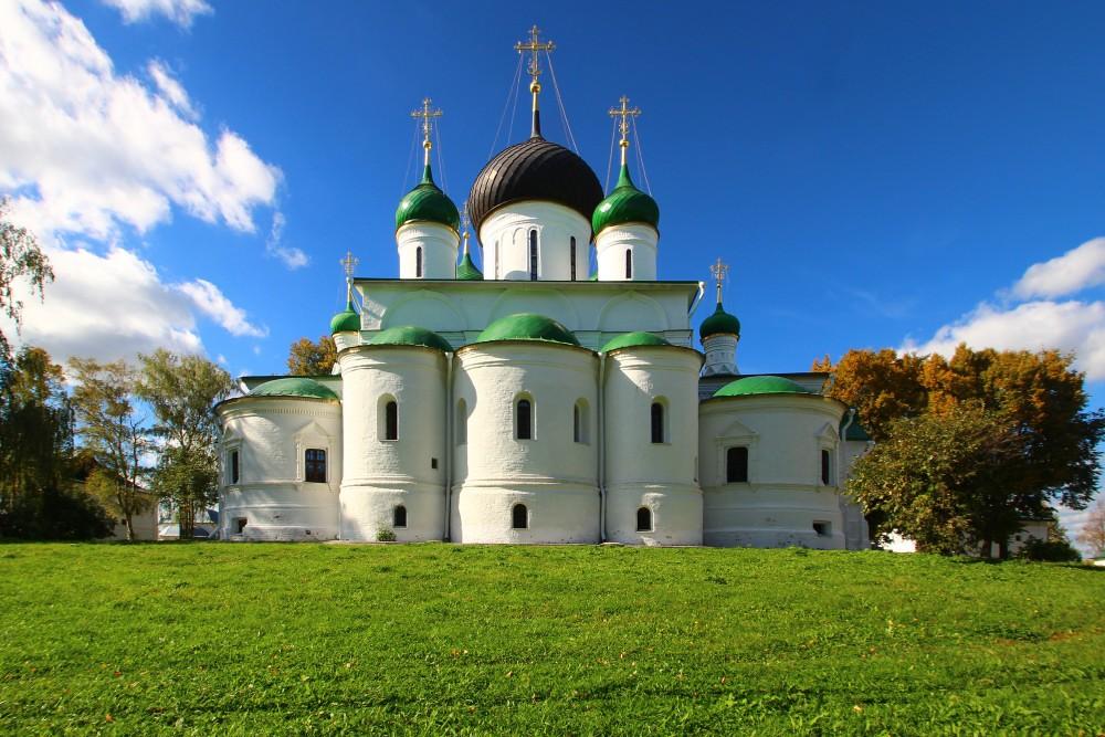Переславль-залесский картинки города
