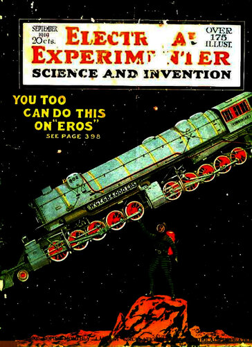 Electrical Experimenter: 1919 September - - Book Cover