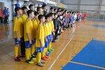 Путевка на финальный турнир по мини-футболу