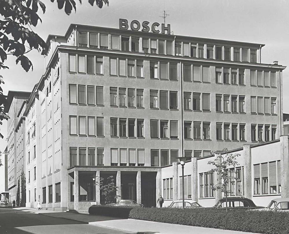 Bosch бытовая техника (Robert Bosch, Роберт Бош) история компании