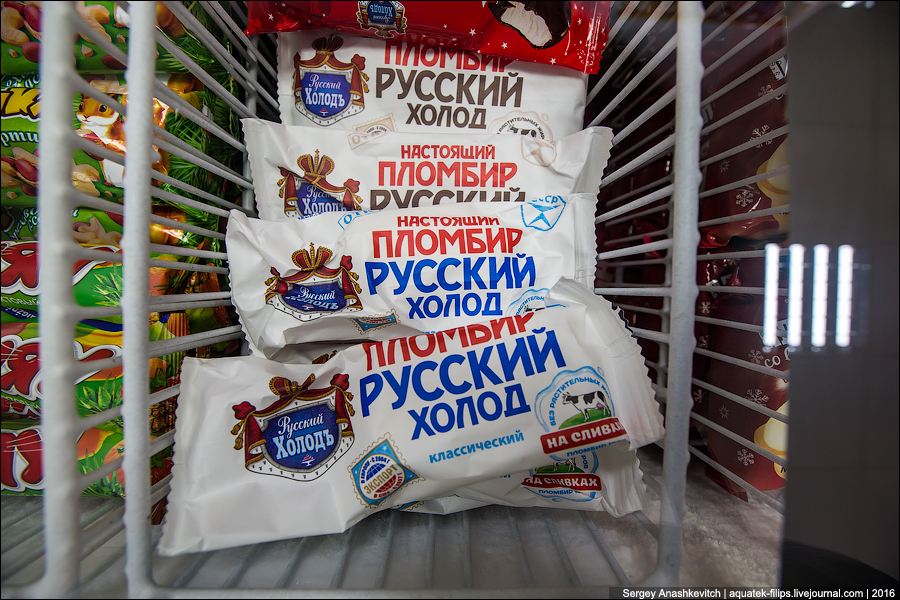 Русские продукты на Кипре