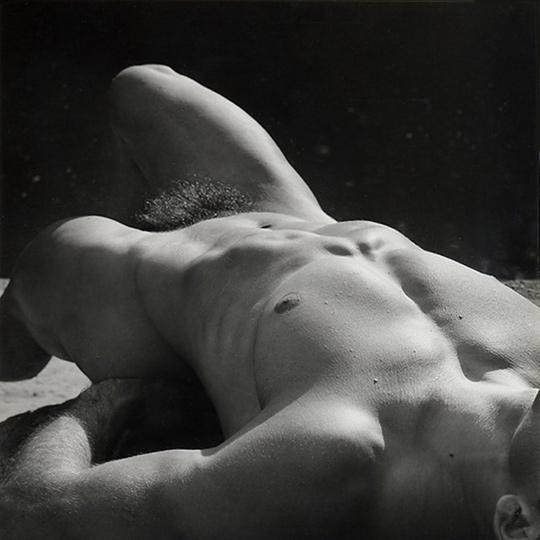 Richard Bennett by Les Demi Dieux, circa 1960 © Les Demi Dieux