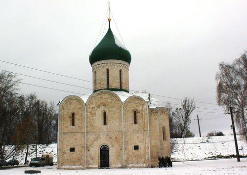 Храм Юрия Долгорукого