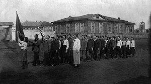 Челябинская обл., село Фершампенуаз. Дом пионеров. 1935