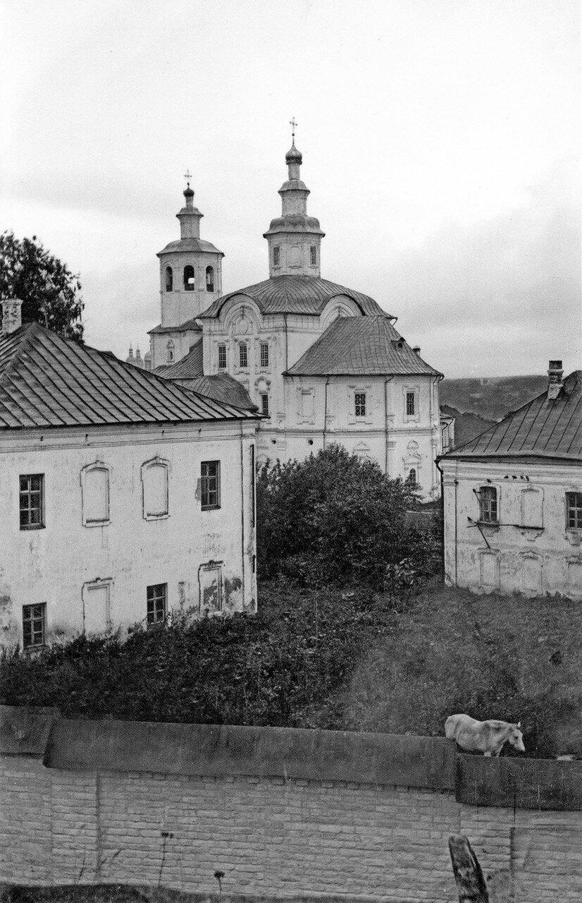 Авраамиев монастырь. 1907