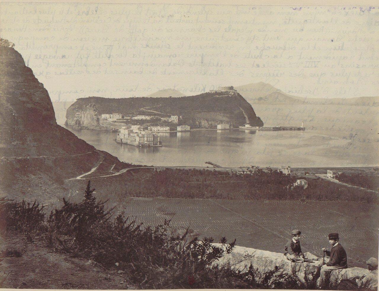 79. Окрестности Неаполя. Остров Низида