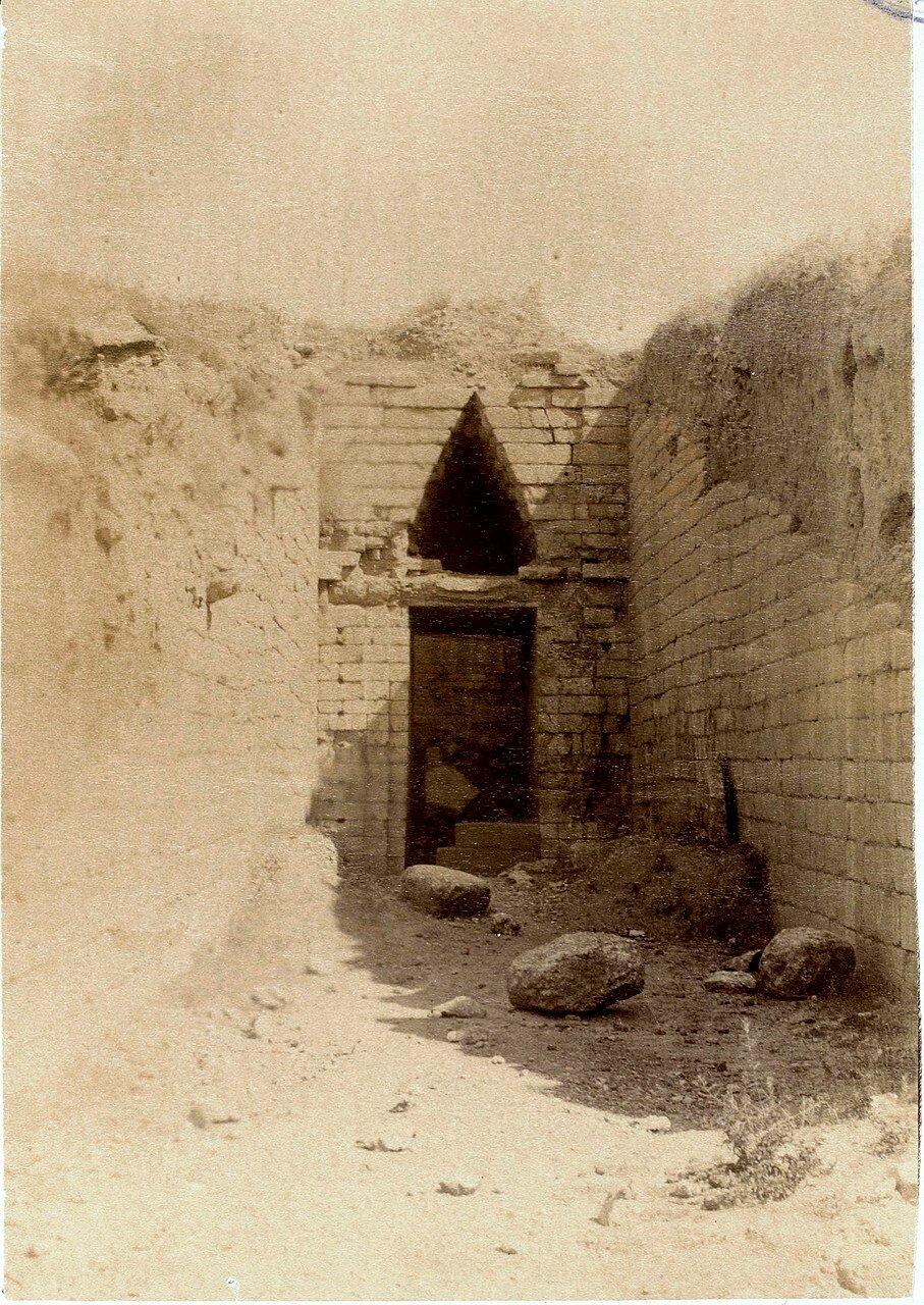 05. Гробница Клитемнестры