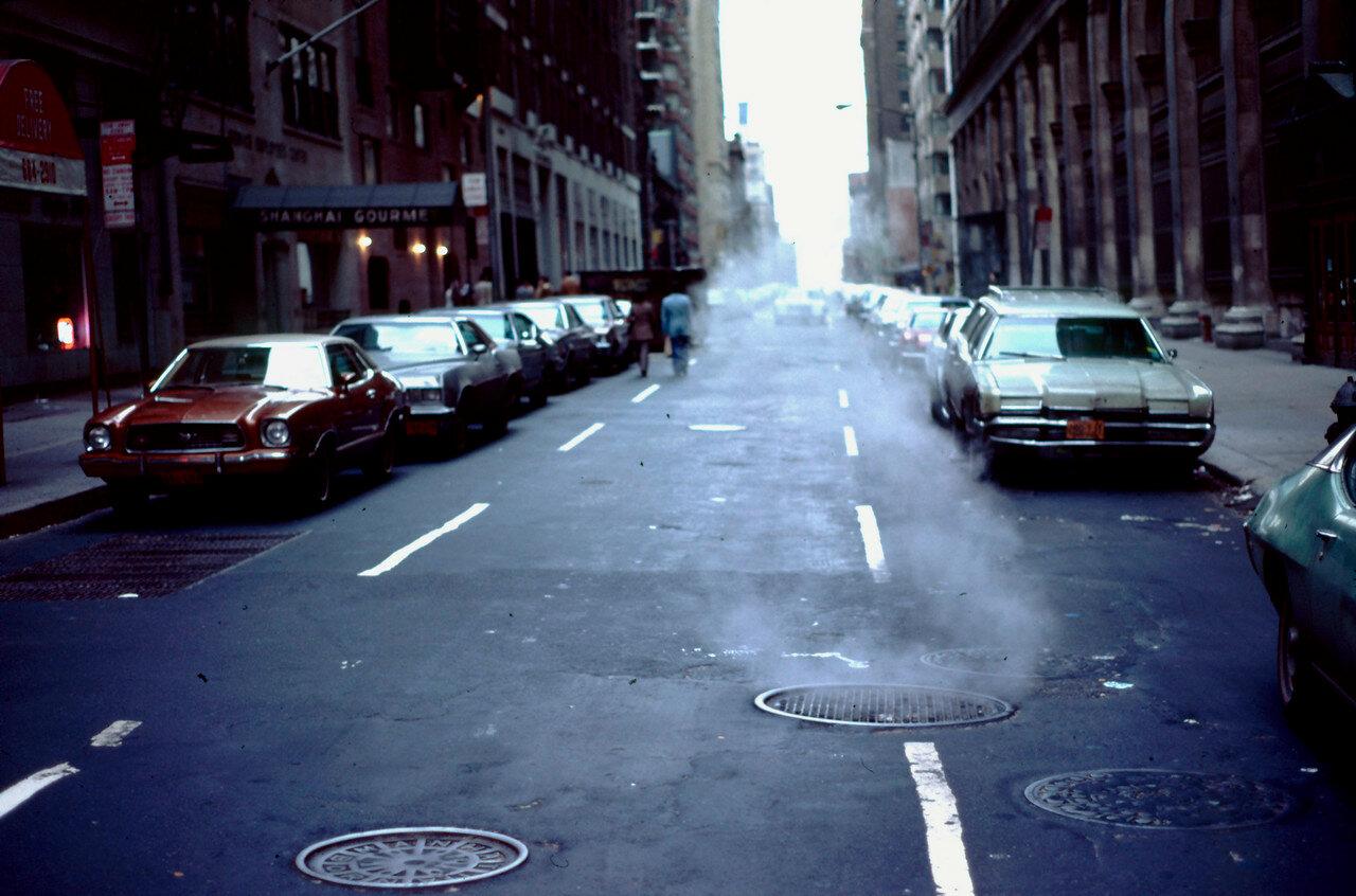 Нью-Йорк. 5 Авеню
